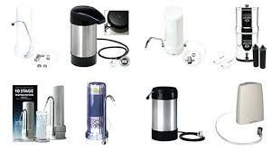 contemporary best countertop water filter countertop countertop water filter dispenser