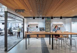 unique office workspace. Blitz Architecture + Interiors Has Designed The New Offices Of Grocery Delivery Company Instacart Located In San Francisco, California. Unique Office Workspace