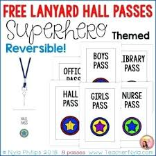 Free Printable Hall Passes Co Bathroom For Students Pass Template