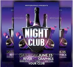 club flyer templates club flyers 20 free pdf psd ai vector eps format download