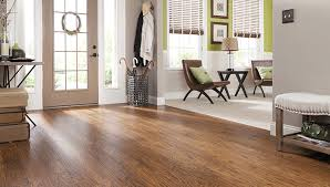 L Laminate Woodlook Flooring Samples In Light And Dark Colors With Several  Plank Widths