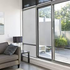 Fancy Fix Statische Selbstklebende Lichtdurchlässige Fensterfolie