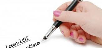 Quick Way To Begin Writing A Letter Of Intent - Parenting Special ...