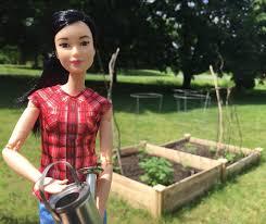 garden helper by foxy belle