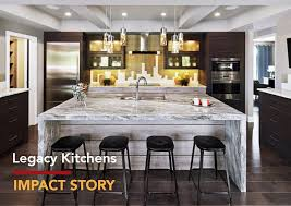 marketing with impact begins with the customers and ends with the employees an interview with legacy kitchens