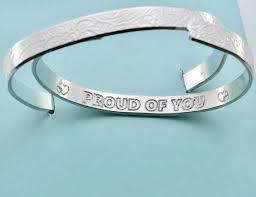 graduation gift for sister proud of you bracelet