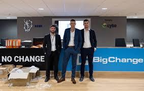 BigChange Cyprus - Andy Sofroniou BigChange cyprus CEO Polys Polyviou  Implementation Director at BigChange Cyprus Alexandros Emmanouilidis  Business Developer at BigChange Cyprus   Facebook