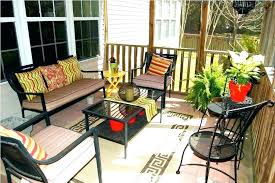 screen porch furniture. Screened Porch Furniture In Outdoor Ideas . Screen