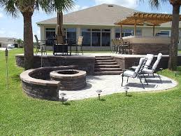 patio pavers with fire pit. Patio Pavers With Fire Pit