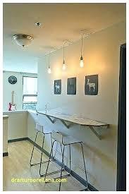 bar against wall breakfast bar ideas