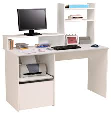 white computer desk with storage for kids a gallery of cute and cozy computer desks