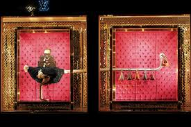 louis vuitton window display. louis vuitton window display the cut