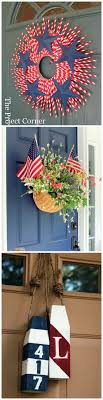 10 Ways to Dress Your Door With American Spirit