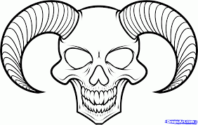 Skull Coloring Pages - GetColoringPages.com