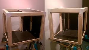 3d printer enclosure fan diy 3d printer enclosure my build part 2 robert soj 225 k 3d printer enclosure