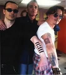 татуировки джонни деппа фото и значения тату джонни деппа