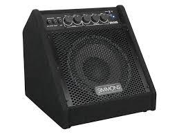 Simmons Customer Service Simmons Da50b Electronic Drum Set Monitor With Bluetooth Newegg Com