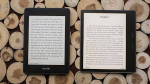Kindle Paperwhite Vs Kindle Oasis Comparison And Buying