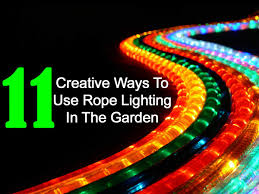 rope lighting ideas. rope lighting ideas o