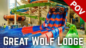 all water slides at great wolf lodge garden grove california