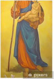 Poster Padova - st. Joseph vernice nella chiesa di San Benedetto Vecchio •  Pixers® - Viviamo per il cambiamento