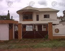 A 4 Bedroom Detached House With A 2 Room BQ For Rent,