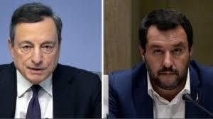 Salvini rilancia Mario Draghi a presidente della Repubblica