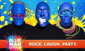 Blue Man Group In Las Vegas Nv Groupon