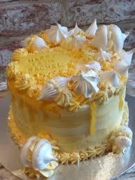 Lemon Meringue Celebration Cake Lynn Loves Cakes Cakes In 2019