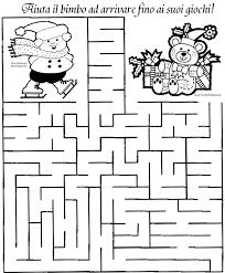Labirinti Gratuiti Da Stampare