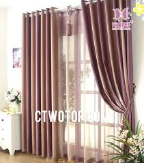 purple ombre curtains red purple fabric shower