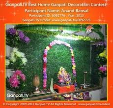 theme based 20 ganpati home decoration ideas part 2