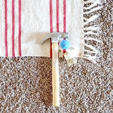 how to keep a rug on carpet from moving how to keep area rugs from slipping