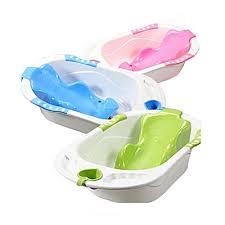 baby color back bath tub portable infant bathtub bath shower back support bath