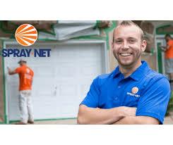 spray net home improvement franchise for