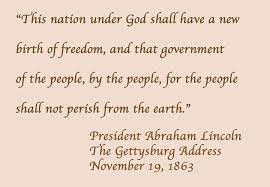 lincoln s gettysburg and second inaugural addresses the gettysburg address