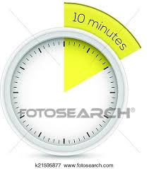 a 10 minute timer clip art of stop watch 10 minutes timer k21595877 search clipart