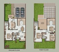 row houses design plans house ideas beautiful looking homes long modern bathroom inspiration narrow lot very unique contemporary prairie style bhk plan