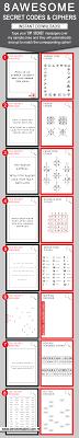 Secret Codes For Kids Diy Decoder Cipher Templates