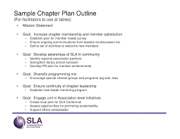 Chapter Outline Example Sample Outline Outline John A