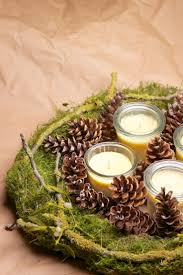 Advent Wreath Decorations 17 Best Ideas About Advent Wreath Candles On Pinterest Advent