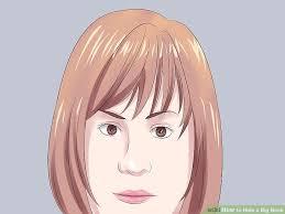 image led hide a big nose step 14