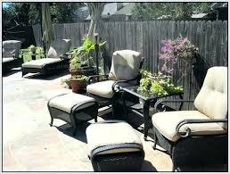 mid back outdoor dining chair cushion 2 pack hampton bay cushions replacement