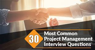 Assistant Principal Interview Questions And Answers Top 30 Project Management Interview Questions And Answers