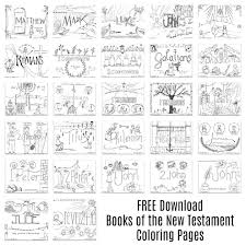 Bible Coloring Pages For Kids Free Printables