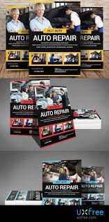 Auto Repair Flyer Auto Repair Flyer 1494165 Uxfree Com