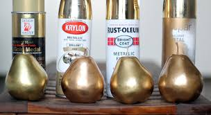 Design Master Gold Spray Paint Answering Which Gold Spray Paint Is Best Diy Home Decor