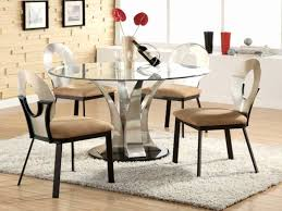 5 piece glass top dining set best of 50 list best 40 round dining table