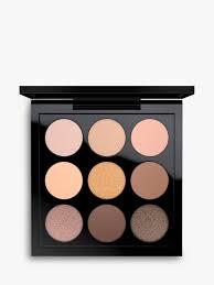 <b>MAC Eyeshadow</b> Palette x 9, <b>Amber</b> at John Lewis & Partners