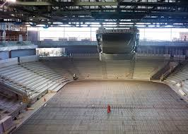 Pegula Arena Seating Chart Pegula Ice Arena 008 Wide View From The 1 000 Seat Student